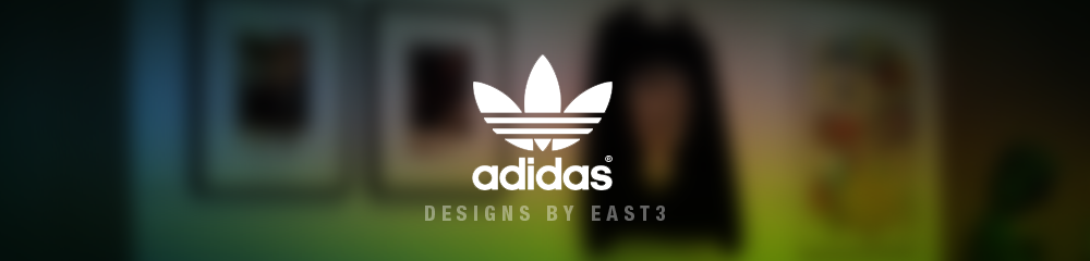 Adidas designs by East 3