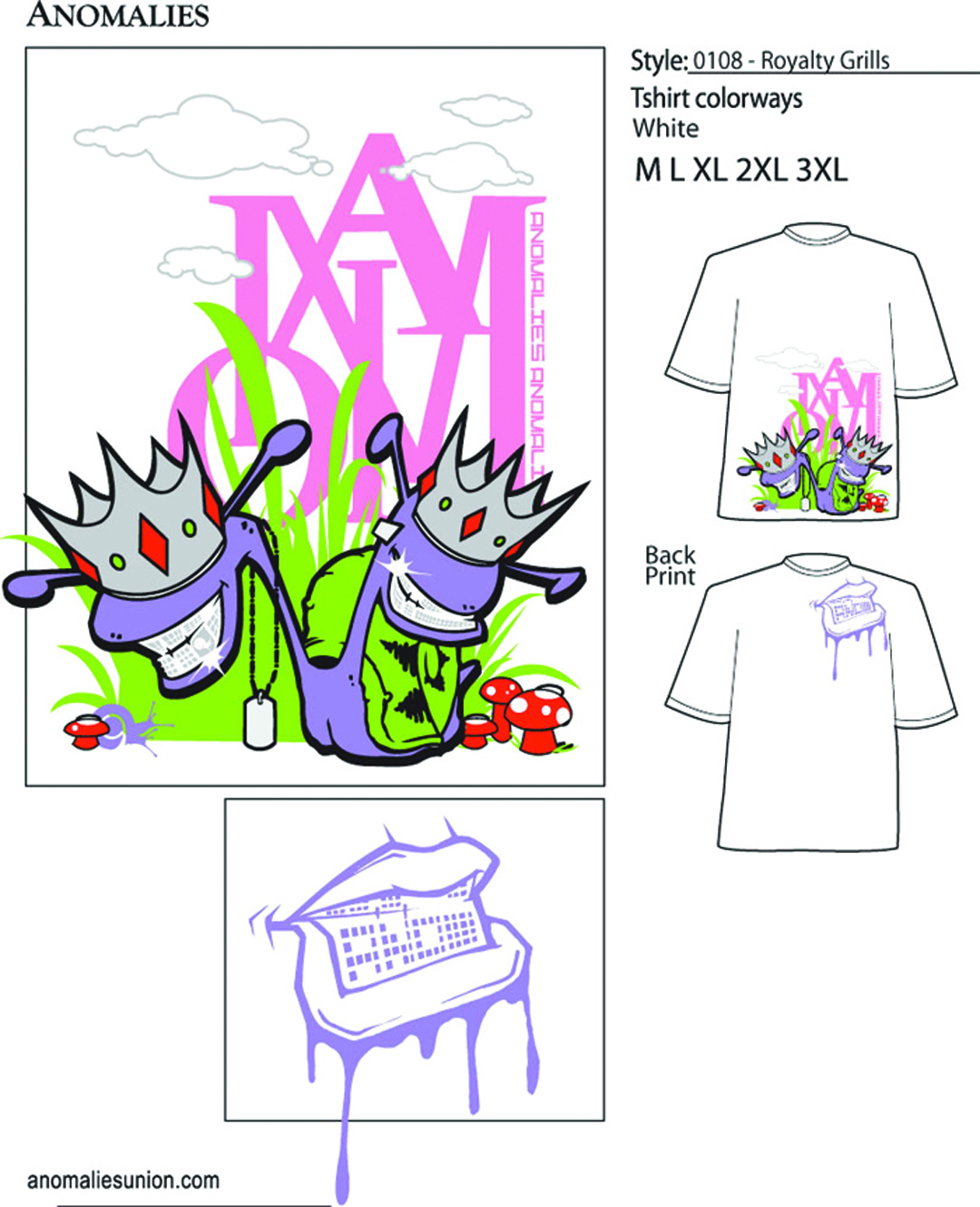 Anom Snails Design by East 3