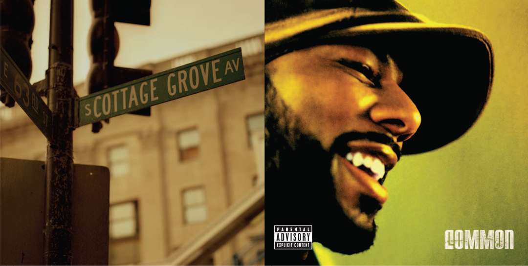 """Discography for recording artist Common """"BE"""" LP 2005"""