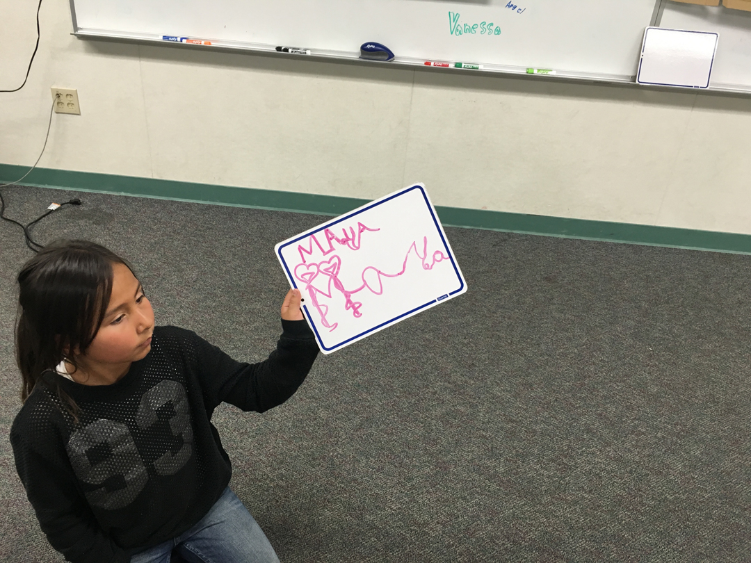 Union City, California 2014 youth calligraphy workshop