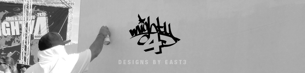 Mighty 4 designs by East 3