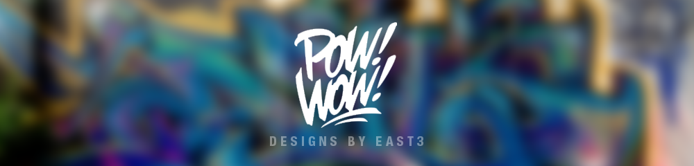 Pow Wow designs By East 3